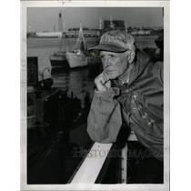 1954 Press Photo Donald B. MacMillan American Explorer - RRW11813