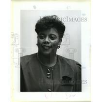 1991 Press Photo Janice L Bartley, New Orleans Office of Housing & Urban Affairs