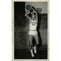 1956 Press Photo Forward, Jim Cadle - RRW73935