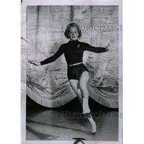 1952 Press Photo Sonja Henie skater - RRW74687