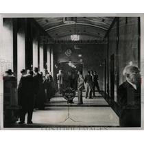 1954 Press Photo Communists Inquiry - RRW90675