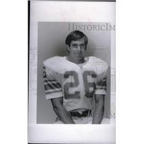 1977 Press Photo Dick Jauron - RRX39247