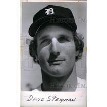 1979 Press Photo David Stegman Baseball outfielder - RRX40609