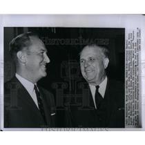 1969 Press Photo Attorney General William Rogers John - RRX51209