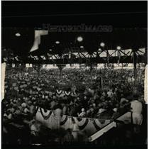 Press Photo Democratic National Convention Clem Shaver - RRX67129
