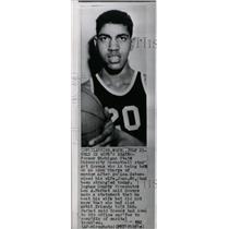 1962 Press Photo MSU Basketball Art Gowens Murder Case - RRW73639