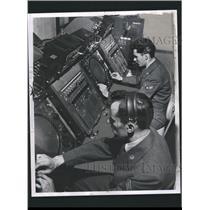 1955 Press Photo Michigan National Guard aero base. - RRW32695
