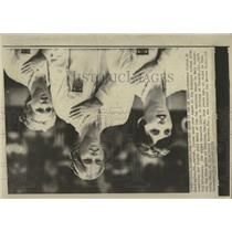 1971 Press Photo Gold Medal Pan American Games - RRW52247