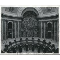 1916 Press Photo Capitol Building in Madison, Wisconsin - mjb27240