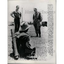 1965 Press Photo US War Prisons In Vietnam War - RRX70517