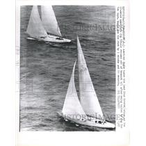 1964 Press Photo American Eagle Constellation Boat Race - RRW46165