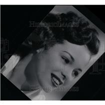 1942 Press Photo Nancy Gates film artist RKO radio role - RRX42821