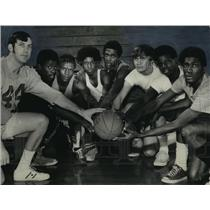 1971 Press Photo Alabama-Up and down Fairfield looking to tourney. - abns00287