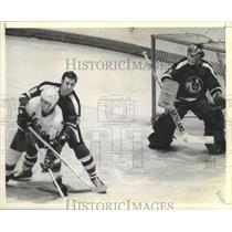 Press Photo Houston Aeros Hockey - hca00968