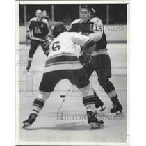 1975 Press Photo Houston Aeros, Hockey - hca00984
