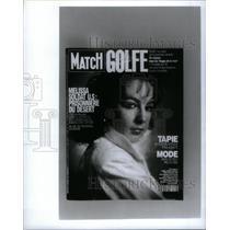 1991 Press Photo Melissa Rathbun Nealy Magazine Editor - RRX37329