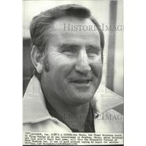 1974 Press Don Shula, the Miami Dolphins football coach - sps12766