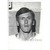 1972 Press Photo Dave Toner, hockey - sps12834