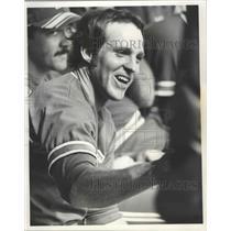 1979 Press Photo Spokane Indians baseball player Casey Parsons - sps15720