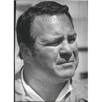 1977 Press Photo Seattle Seahawks Head Football Coach Jack Patera - sps16044