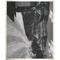 1948 Press Photo Riffle Colorado Oil Shale - RRX92971