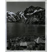 1967 Press Photo Camping Vacation Colorado - RRX73907