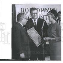 1962 Press Photo Miss Michigan Carole Jean Van Valin