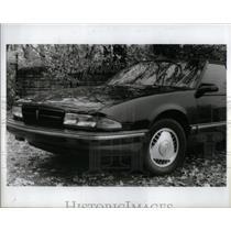 1986 Press Photo Pontiac Bonneville - RRX54891