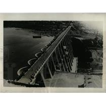 1929 Press Photo The Tirso Dam is Now in Full Operation - RRX62717