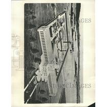 1929 Press Photo Federal Penitentiary Leaven worth Food - RRX95303