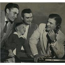 1951 Press Photo Alabama-Birmingham-Old Friends? Lots of 'em here. - abns01335