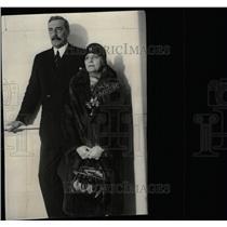 1930 Press Photo Sir Ronald Lindsay New York British - RRW78563