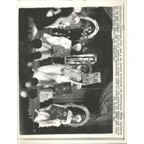 1951 Press Photo Havana nightclubs American tourist - RRX90449