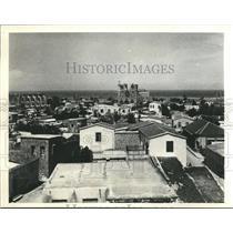 1941 Press Photo Famagusta, Cyprus Under Nazi Attack - sbx08494