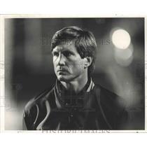 1966 Press Photo Alabama-Bill Curry, football coach. - abns02007