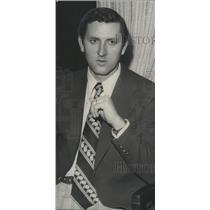 1975 Press Photo Mac Champion Homewood High Football Coach And Athletic Director