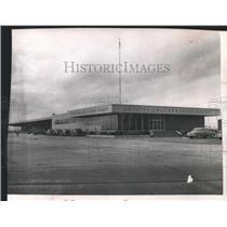 1952 Press Photo Houston Lighting & Power Company, Main Building, Houston