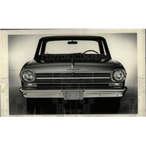 1961 Press Photo Chevy II Few American Cars Headlights - RRW69895