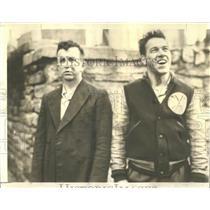 1937 Press Photo Polk Pleusch General Motors Shot