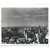 1962 Press Photo Aerial View of Argentina - hca04767