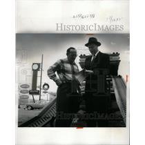 1959 Press Photo William Welter Autos