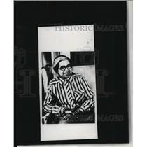 1979 Press Photo Rosa Parks, Civil Rights Worker, Montgomery, Alabama