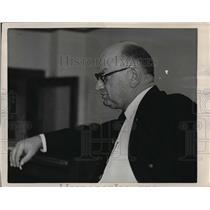 1965 Press Photo Wilson Baker, Public Safety Director of Selma, Alabama.