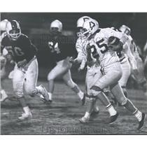 1963 Press Photo Baytown Texas R.E. Lee High School Football Team - hca07685