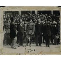 1919 Press Photo General John J Pershing & Al Smith - nem46493