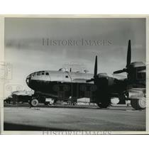 Press Photo Stored aircraft at Kelly Filed, San Antonio Texas - sba05524