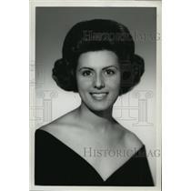 1965 Press Photo Sandra Lynn George, Miss Alabama Contestant - abna05374