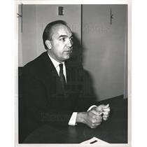 1990 Press Photo John Engler Republican Candidate - dfpb00095