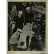 1939 Press Photo Lourence J Gaimon, Honlulu Chief Electrician Mate - nem47988