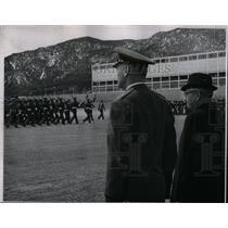 1965 Press Photo General Robert Warren Curtis LeMay - RRX23665